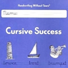 Handwriting Without Tears for Upper Elementary