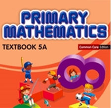 Singapore Math CC Edition for Upper Elementary