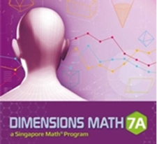 Singapore Math Dimensions Curriculum for Junior High