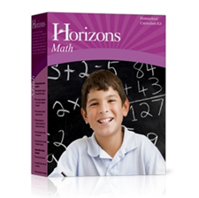 Horizon Math for Junior High