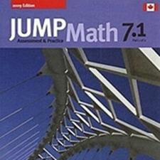 Jump Math for Junior High