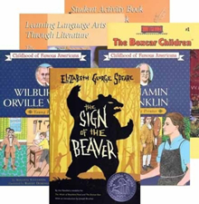 Learning Language Arts Through Literature for Upper Elementary