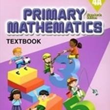 Singapore Math Standards 4 for Upper Elementary