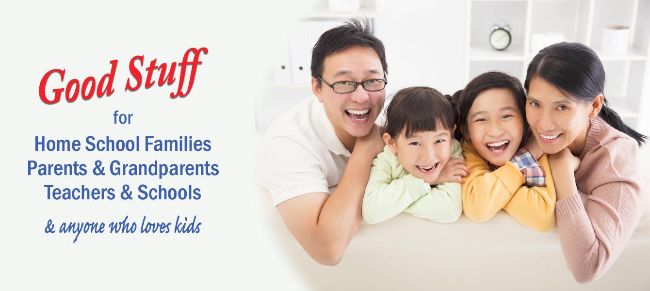 Good Stuff for Homeschool Families